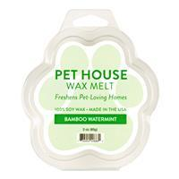 Pet House Wax Melt Bamboo Watermint I014242