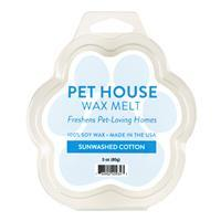 Pet House Wax Melt Sunwashed Cotton I014247