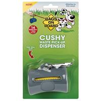 Cushy Dog Poop Bags On Board Dispensers I014285b