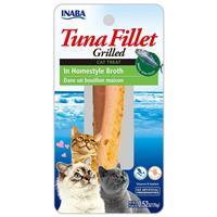 Inaba Ciao Cat Grilled Tuna Homestyle Broth Treat .5oz I014289