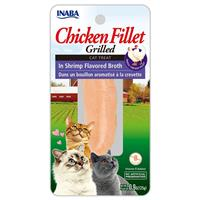 Inaba Ciao Cat Grilled Chicken Treat .5oz I014293