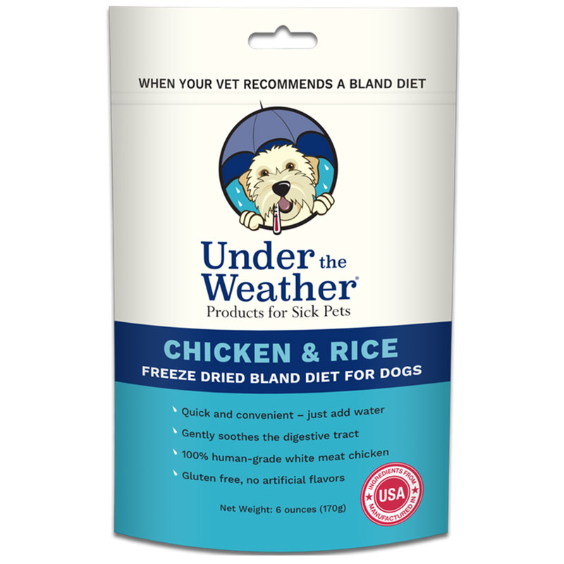 Under The Weather Chicken & Rice16oz. I014359