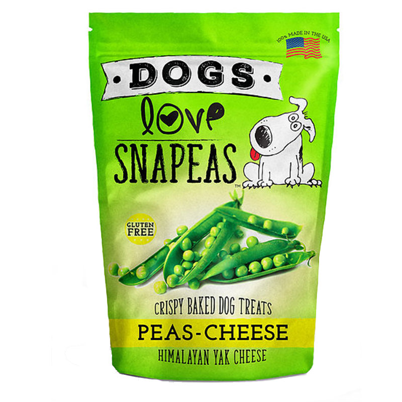 Dogs Love Kale Snapeas and Cheese Dog Treat 2.5oz I014370