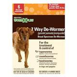 Sentry® WormX Plus 7 Way De-Wormer For Dogs 6 Ct. I014388