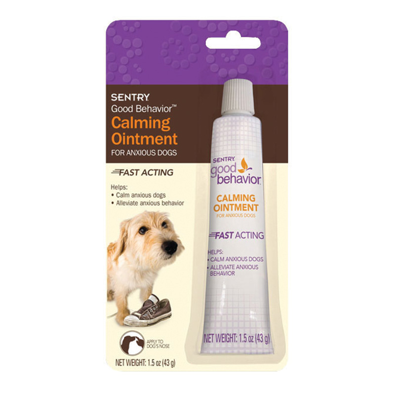 Sentry Good Behavior Calming Ointment for Dogs 1.5 oz. I014390