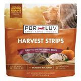 Pur Luv Harvest Turkey & Ancient Grains Recipe Strips with Pumpkin 16 oz I014395
