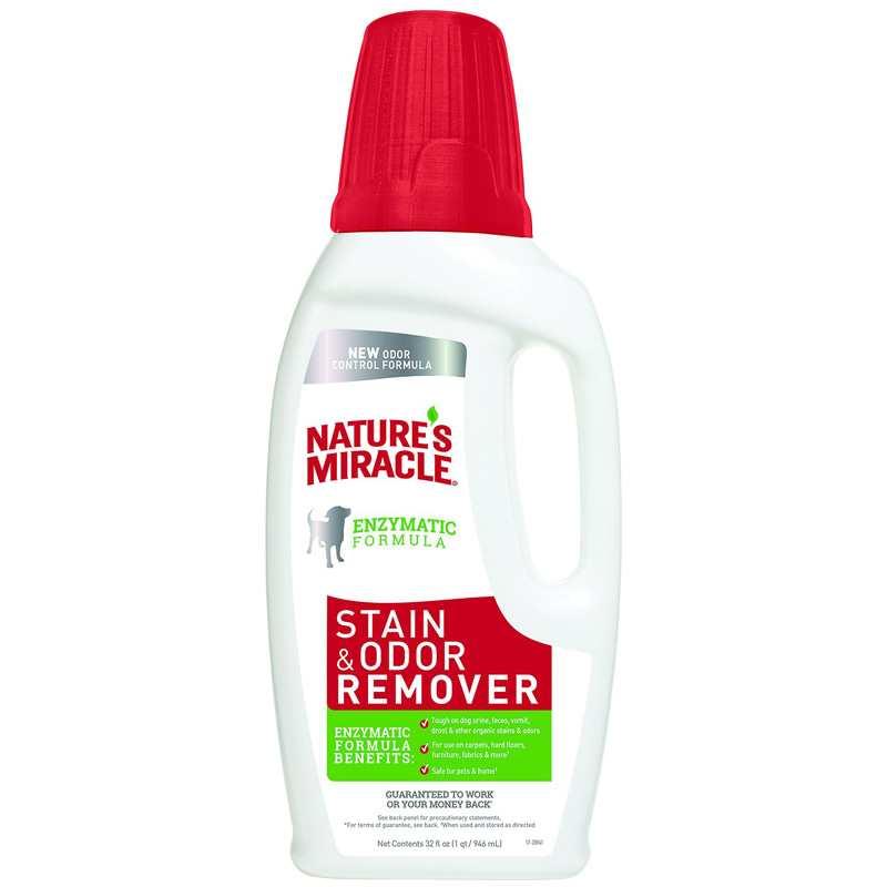 Nature's Miracle® Stain & Odor, New Formula 32oz I014451