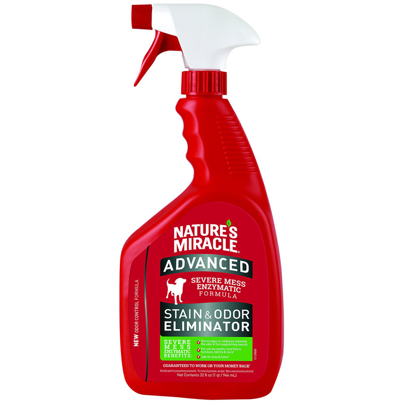 Nature's Miracle® Advanced Dog Stain & Odor Spray 32oz I014463