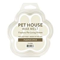 One Fur All Pet House Wax Melt Pumpkin Spice 3 oz. I014560