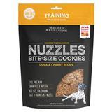 The Honest Kitchen Nuzzles Duck & Cherry Grain-Free Cookies 12 oz I014618