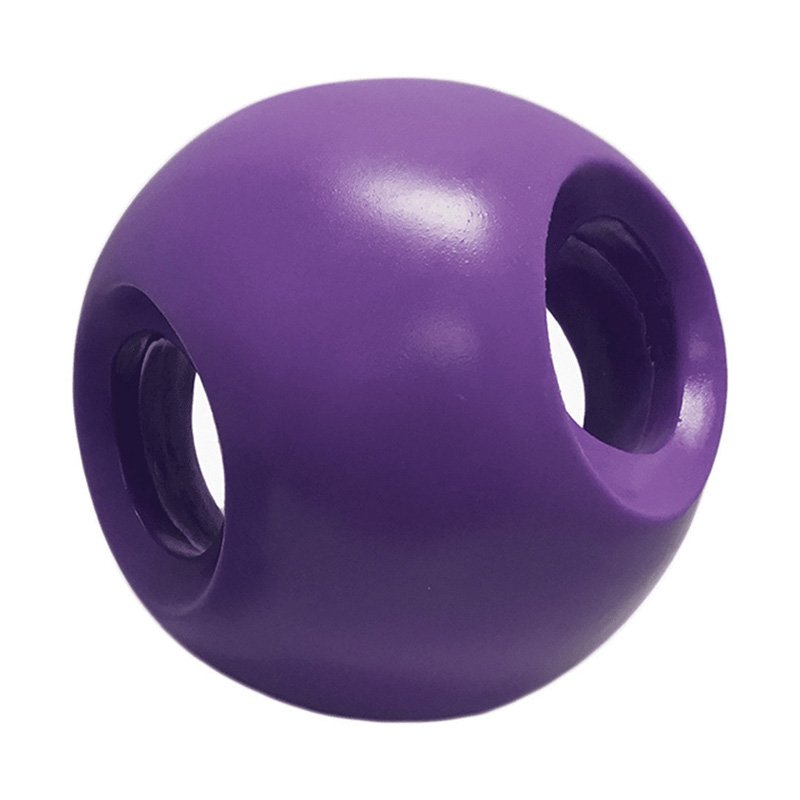 Hueter Toledo Purple Powerhouse Dog Toy 5.5 in. I014635