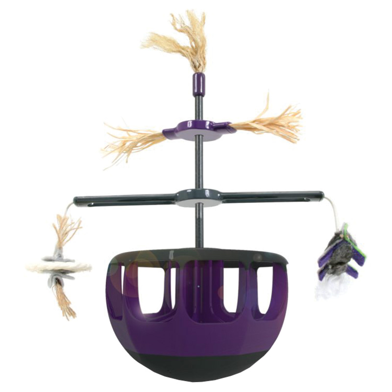 Gravity Tower Toy Jackson Galaxy I014774