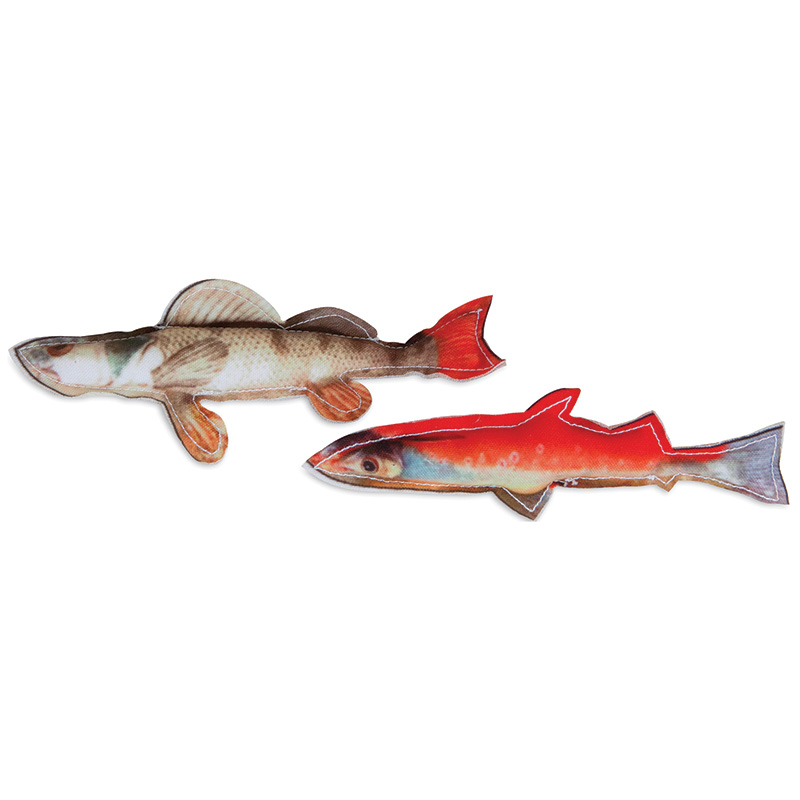 Jackson Galaxy Photo Fish Marinater Small 2pk I014776