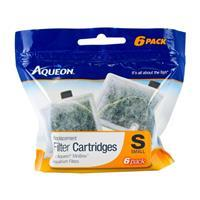Aqueon MiniBow Filter Cartridges SM 6PK I014859