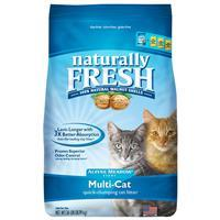Naturally Fresh Multi-Cat Quick-Clumping Alpine Meadow Scented Cat Litter 26 lbs I014900