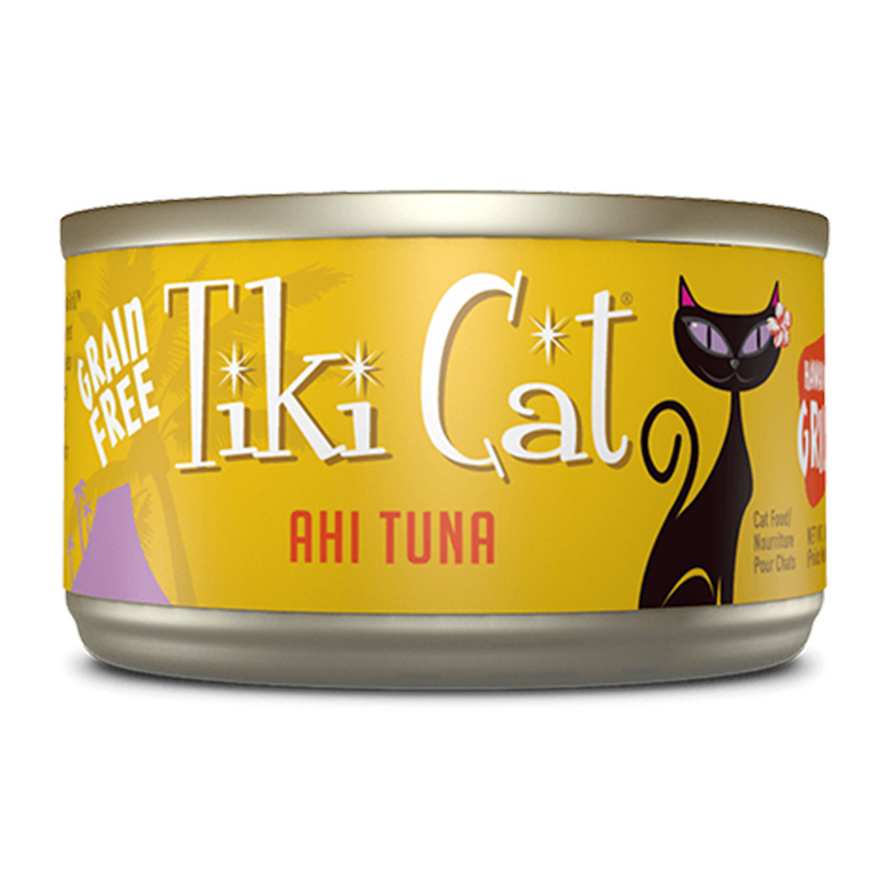 Tiki Cat® Hawaiian Grill™ Ahi Tuna Grain Free 2.8 oz. I014971