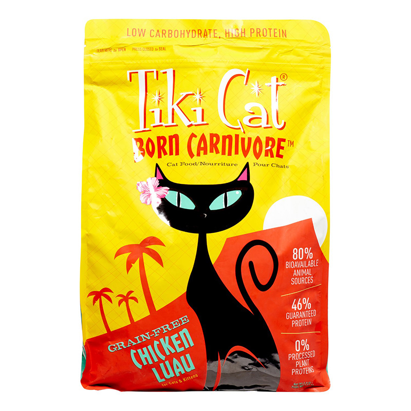 Tiki Cat® Born Carnivore™ Chicken Luau Grain Free I014999