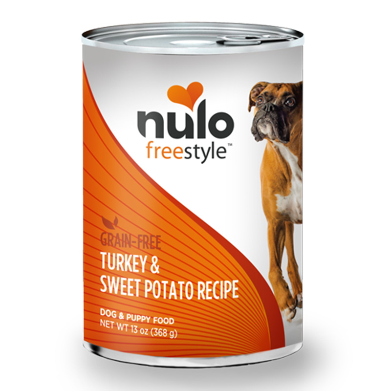 Nulo Turkey & Sweet Potato Recipe 13 oz. Can I015057