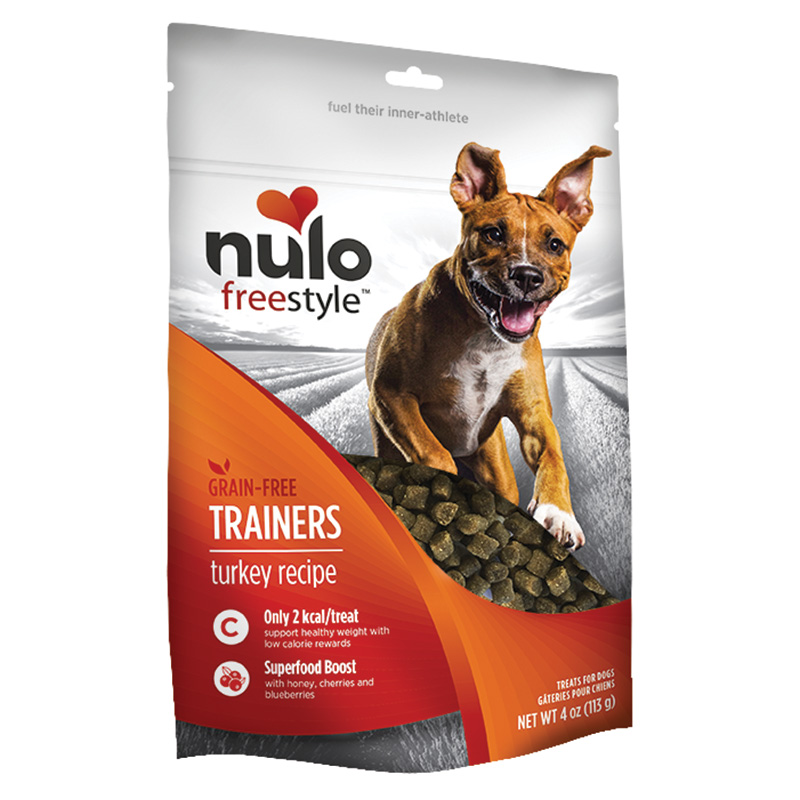 Nulo Freestyle Grain-Free Trainers Turkey Recipe 4 oz. I015072