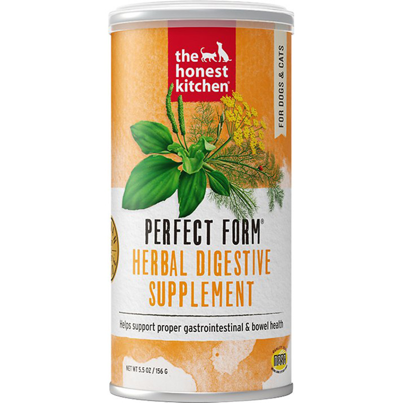 The Honest Kitchen Perfect Form Herbal Digestive Supplement 5.5 oz can I015127