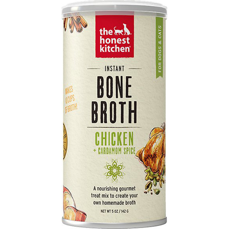 The Honest Kitchen Bone Broth Chicken with Cardamom 5 oz can I015128