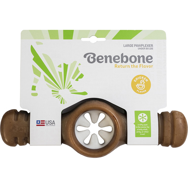 Benebone Pawplexer Dog Chew Chicken I015168b