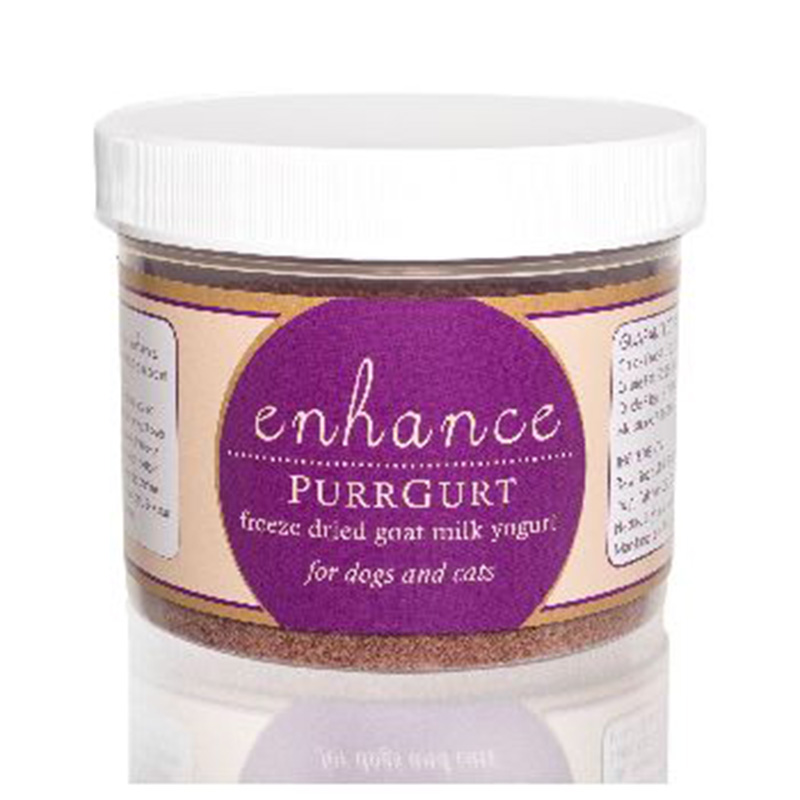 Steve's Enhance PurrGurt Freeze Dried Raw Goat's Milk