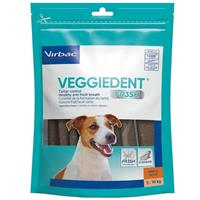 C.E.T. VEGGIEDENT FR3SH Tartar Control Chews for Dogs Small I015196