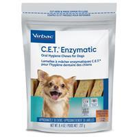 C.E.T. Enzymatic Oral Hygiene Chews for Dogs Extra Small I015198