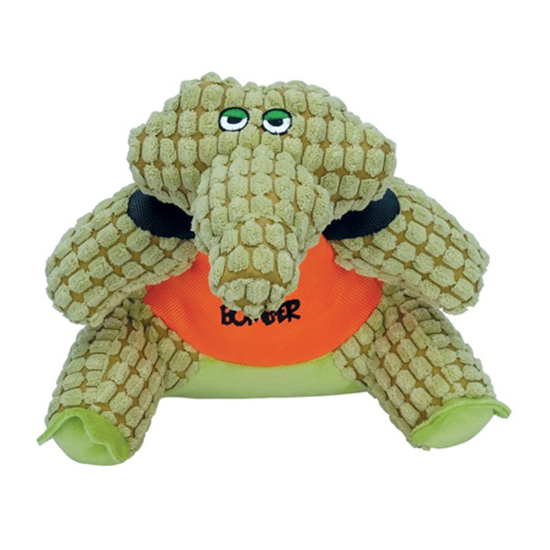 Zeus Bomber Special Forces Team Dog Toy - Crusher the Crocodile I015287