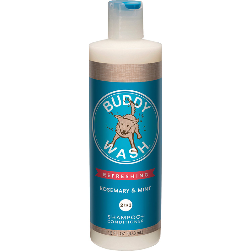 Cloud Star Buddy Wash Rosemary & Mint Dog Shampoo 16oz I015300