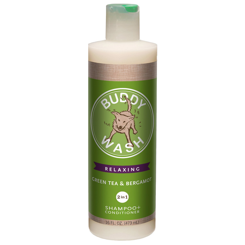 Cloud Star Buddy Wash Green Tea & Bergamot Dog Shampoo 16 oz  I015302