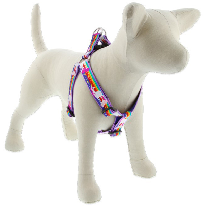 Lupine Magic Unicorn Step In Harness For  Large Dogs I015333b