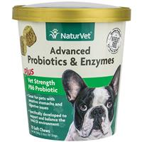 Advanced Probiotics & Enzymes Soft Chew Plus Vet Strength PB6 Probiotic Soft Chews 70 ct I015363