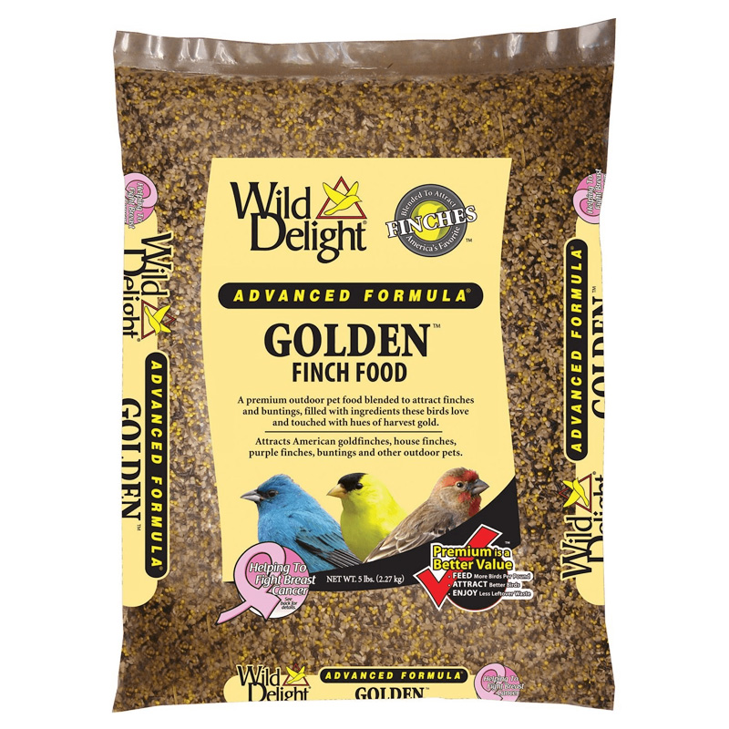 Wild Delight Golden Finch Food 5 lbs I015649