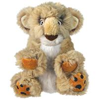KONG Comfort Kiddos Lion Plush Dog Toy I015686