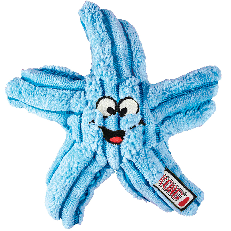 KONG Cat Cuteseas Starfish Plush Toy I015705