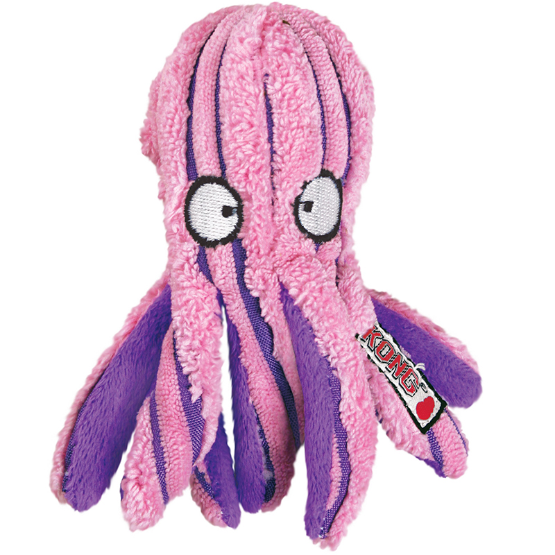 KONG Cat Cuteseas Octopus Plush Toy I015707