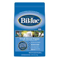 Bil-Jac Small Breed Puppy with Chicken, Oatmeal & Yams 6 lbs. I015758