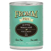 Fromm Seafood Medley Pâté Food for Dogs 12.2 oz. I015812
