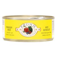 Fromm Four-Star Nutritionals Chicken Pâté Food for Cats 5.5 oz. I015814