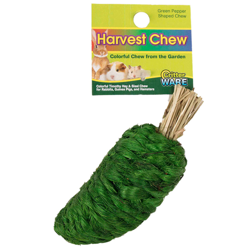 Critter Ware Harvest Chew Pepper  I015850