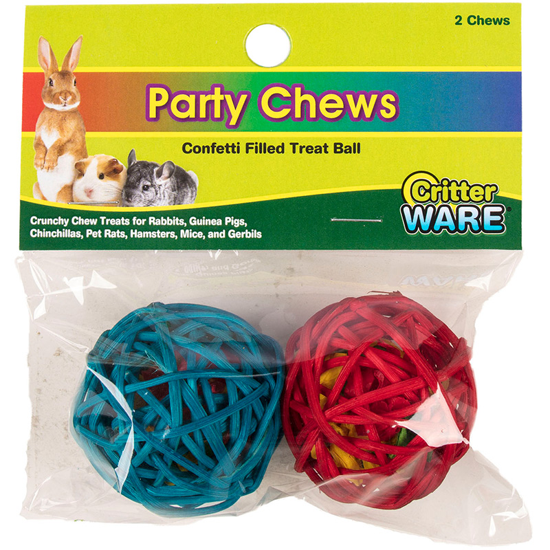 Ware Party Chews 2 pack I015862