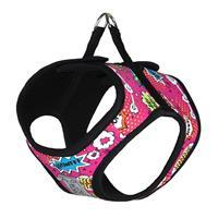 RC Pet Products Pink Comic Sounds Step-In Cirque Harness  I015951b