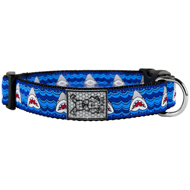 RC Pet Products Shark Attack Clip Collar I015998b