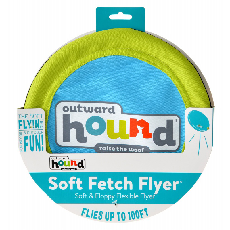 Outward Hound Soft Fetch Flyer  I016301