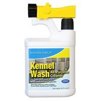 Nilodor Natural Touch Kennel Wash All-Purpose Cleaner Citrus 32 oz  I016322