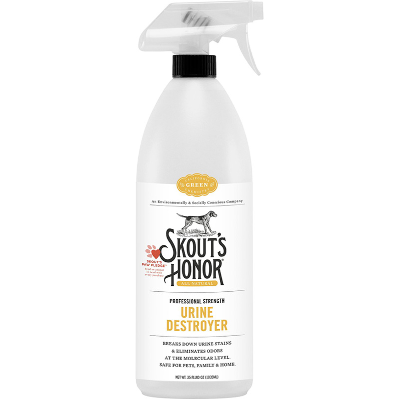 Skout's Honor Urine Destroyer Trigger Spray Bottle 35 oz. I016342