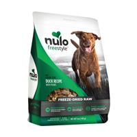 Nulo FreeStyle Grain-Free Freeze-Dried Raw Duck Recipe With Pears Dog Food 5 oz I016375