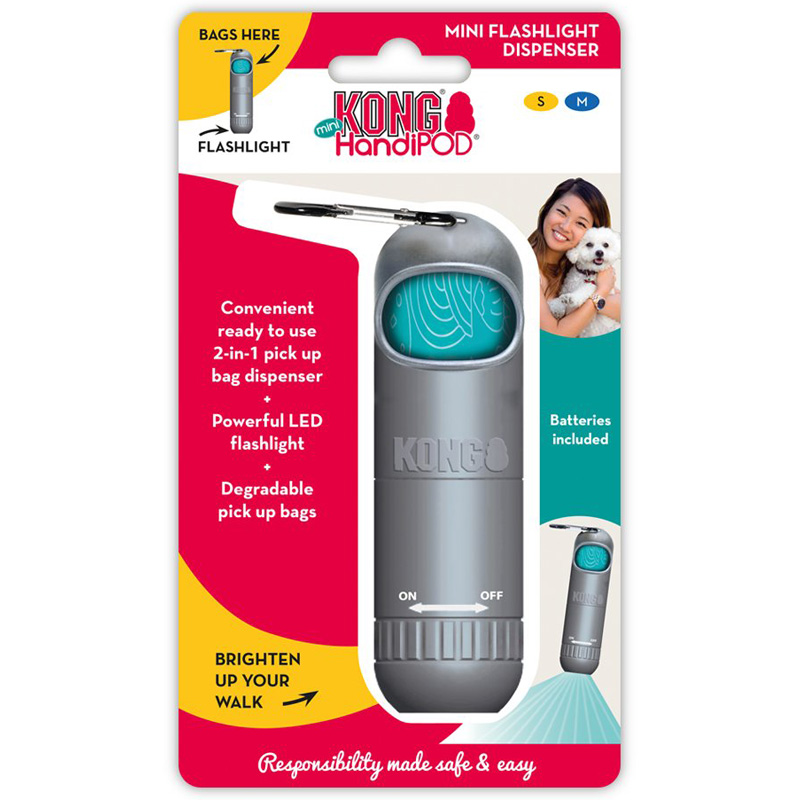 KONG Mini HandiPOD Flashlight  Dispenser I016405